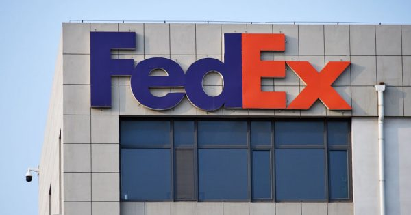 FedEx Will No Longer Fly for Amazon – Adweek