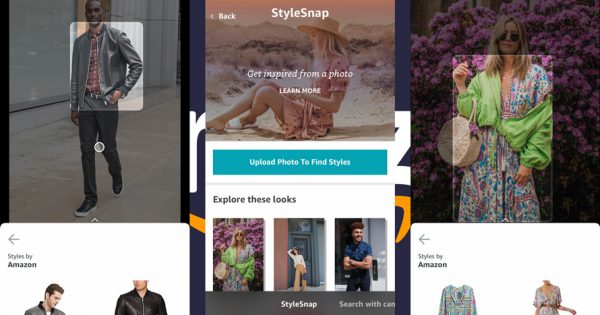Forget a Thousand Words. Pictures Could Be Worth Big Bucks for Amazon Fashion – Adweek