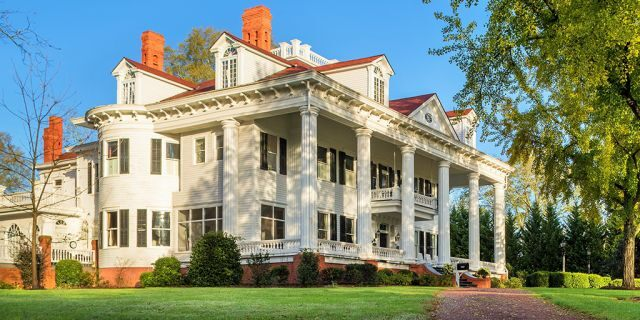 'Gone with the Wind' mansion up for auction with $1M opening bid
