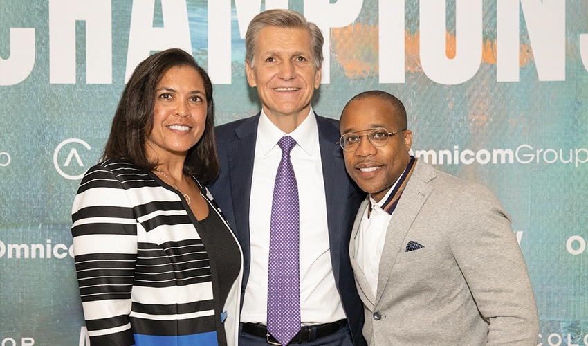 Honoring the Adweek and Adcolor Champions – Adweek