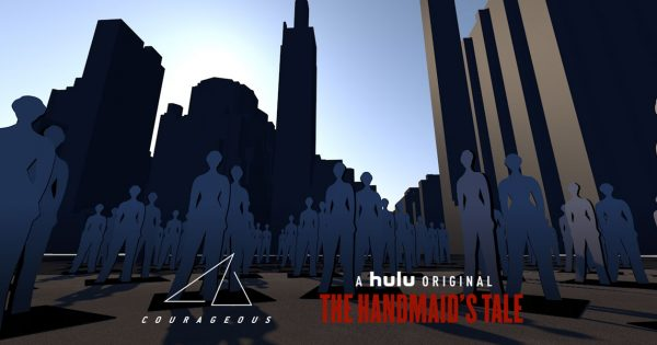 Hulu Is Promoting The Handmaid's Tale With 140 Sculptures of Women in New York – Adweek