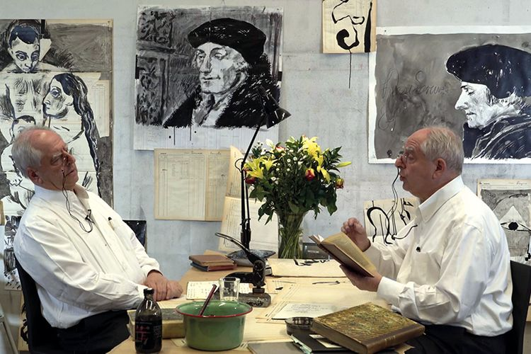 Interview: William Kentridge on his life lessons