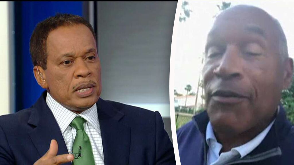 Juan Williams says O.J. joining Twitter is 'catnip for the media,' Watters concerned at 'getting even' remark