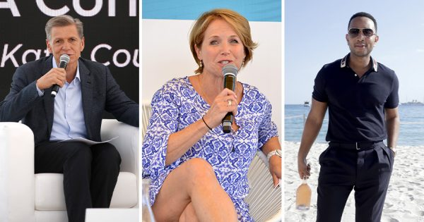 Katie Couric, John Legend and Marc Pritchard Talk Modern Gender and Race Efforts at Cannes – Adweek