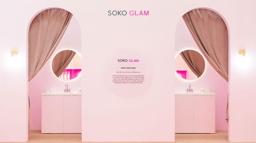 Korean Ecommerce Brand Soko Glam Is Reinventing the Makeup Aisle With Its Pop-Up Shop – Adweek