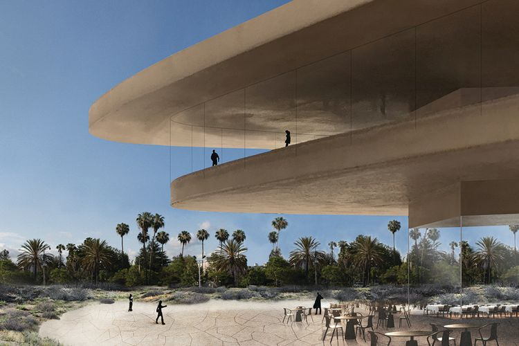 LACMA is building an institution for the 21st century
