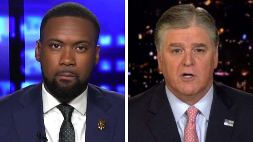 Lawrence Jones reacts to racist comments at 'Impeach Trump' rally: 'This is who these people are'