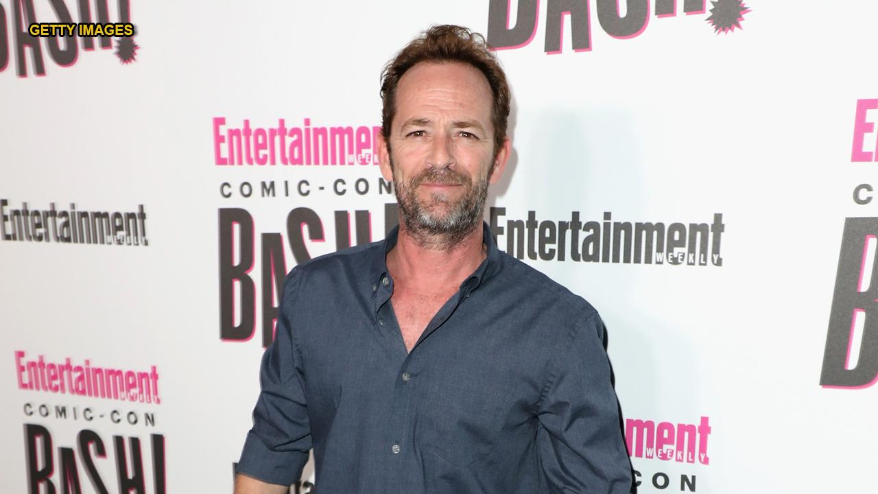 Luke Perry's daughter says 'Riverdale' cast has been 'so supportive' following her father's death