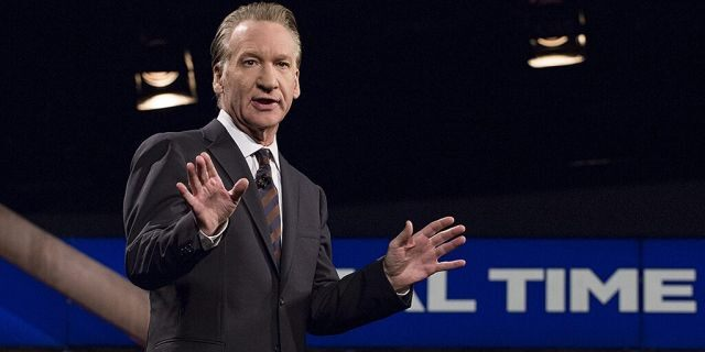 "Bill Maher, host of ""Real Time with Bill Maher."" (HBO)"