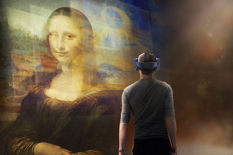 Mona Lisa like you've never seen her: Louvre to use VR for first time in Leonardo fifth centenary show