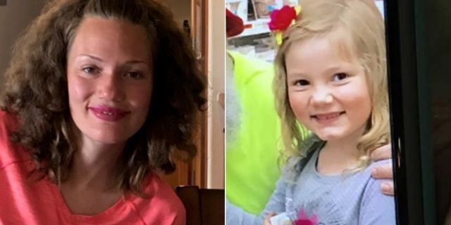 Tiffany Hatch, left, and her daughter Joelle were last seen in New York City