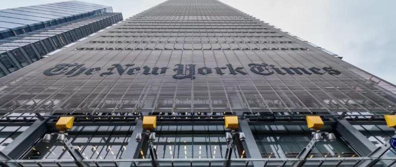 The New York Times is said to be cracking down on its reporters appearing on