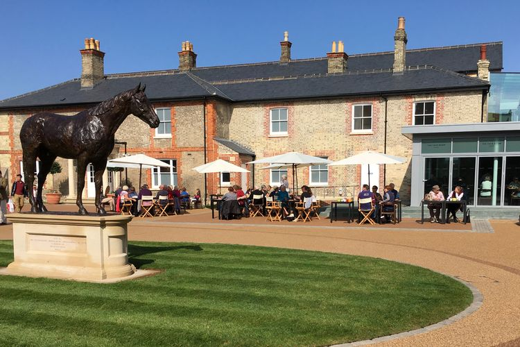 New chief executive takes the reins at the National Heritage Centre for Horseracing & Sporting Art