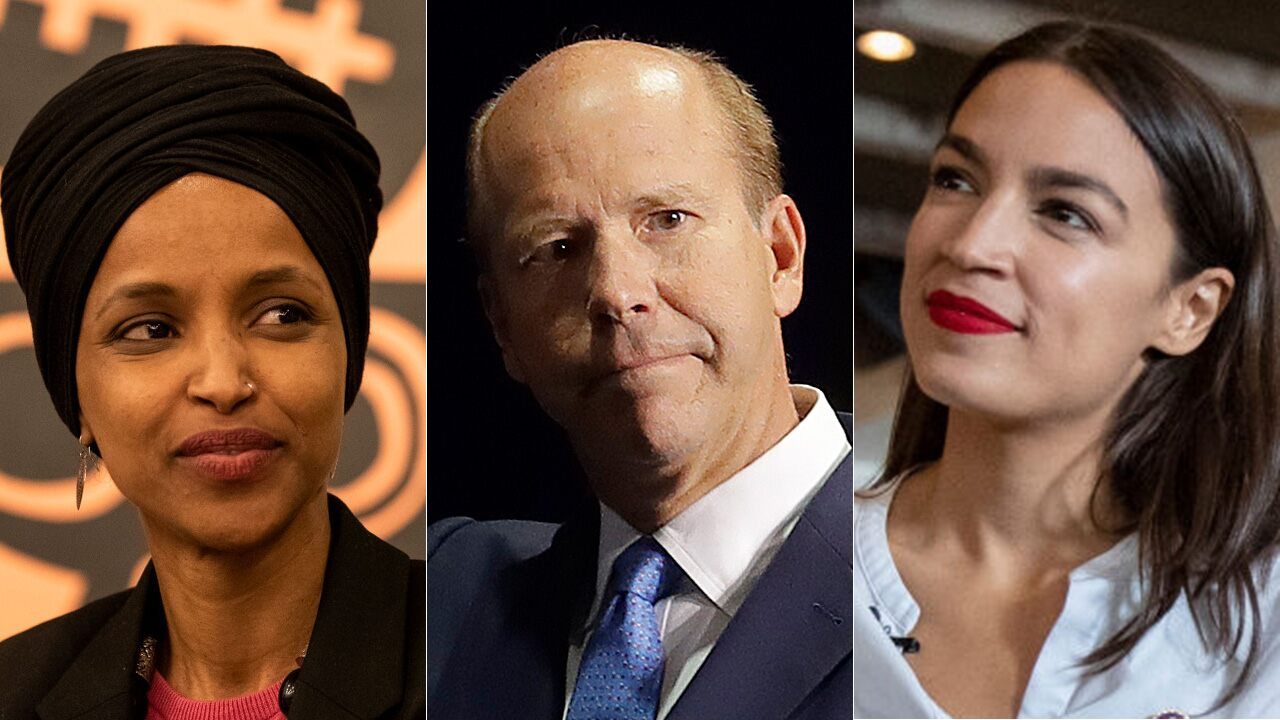 'No means no!': Ilhan Omar has bizarre response to 2020 Dem's request to debate AOC