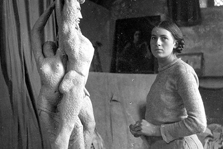 Quarries, quarrels and a lesbian affair: the life of sculptor Mary Spencer Watson