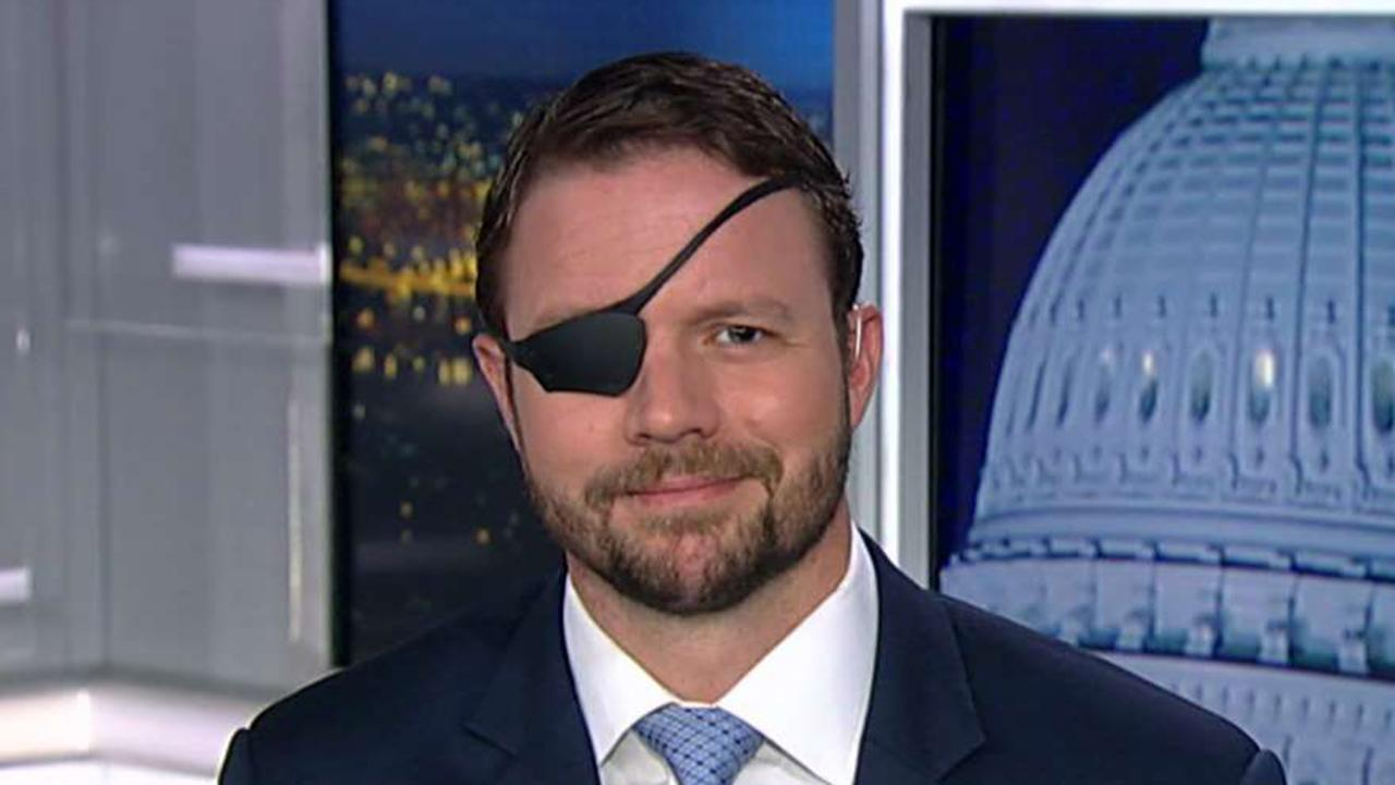 Rep. Dan Crenshaw blasts NY Times writer, other critics: 'They have succeeded in politicizing 9/11'