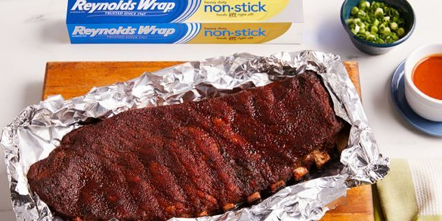"""For the second year running, the aluminum foil company is hiring a """"Chief Grilling Officer"""" to taste-test the summertime classic in """"some of the top BBQ rib cities in the country,"""" while documenting their adventures on the brand"""