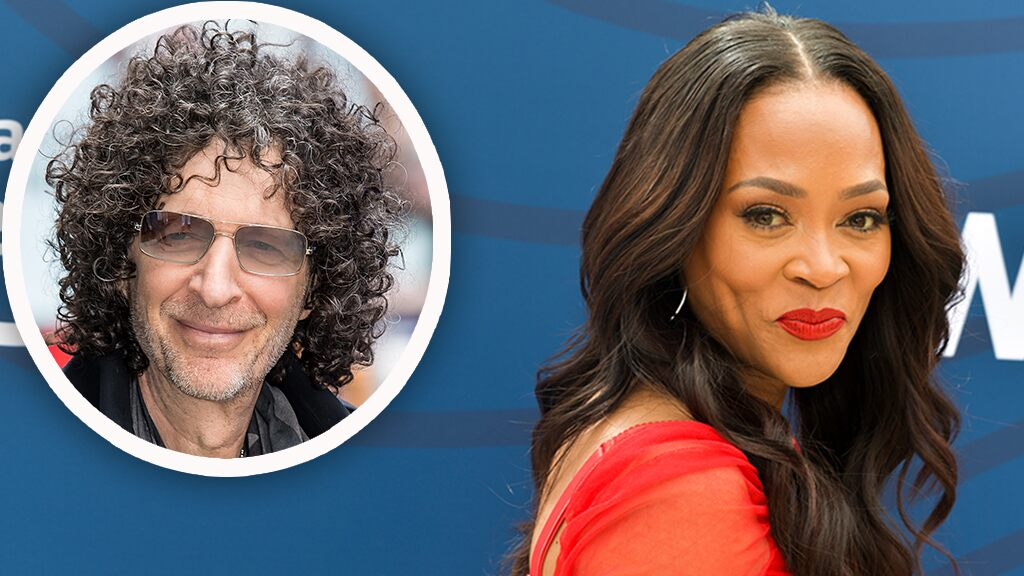 Robin Givens dispels Howard Stern's 'small penis' claim: He was a 'magnificent lover'