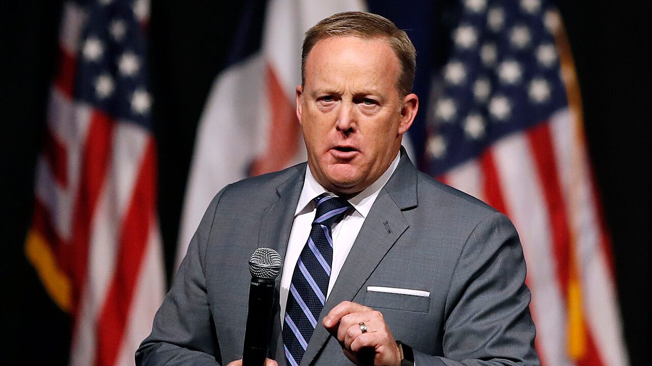 Sean Spicer: Press blaming Sarah Sanders for their reduction in airtime