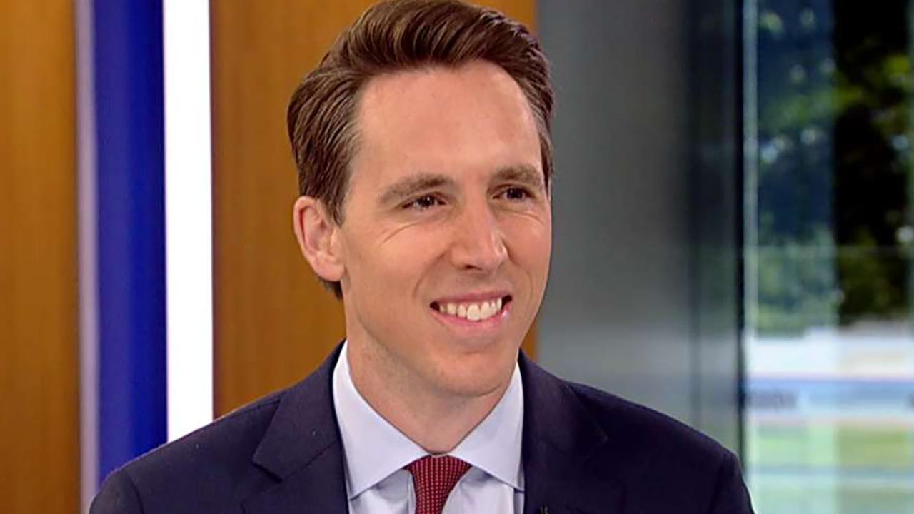 Sen. Josh Hawley: US must hold Mexico's 'feet to the fire' on immigration