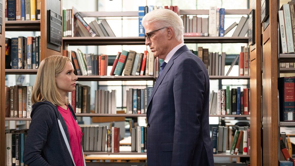 'The Good Place' to end with Season 4 on NBC