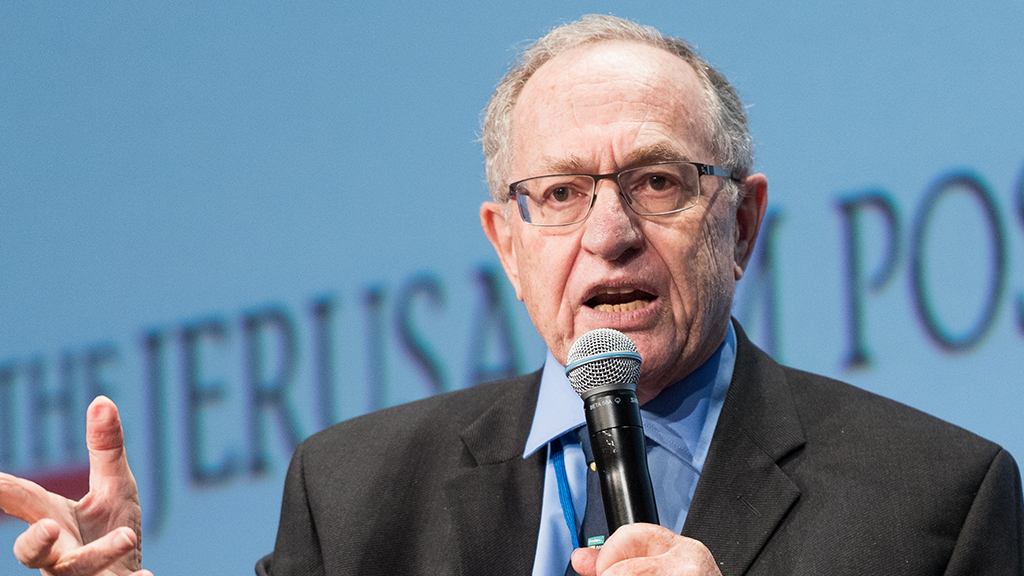 The Supreme Court could intervene in attempt to remove Trump from office, Dershowitz says