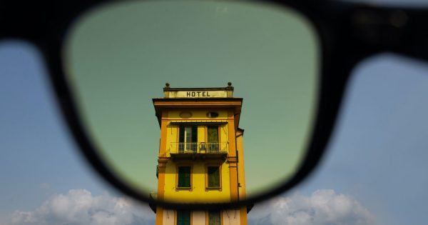 These Sunglasses Were Designed to Let You View the World as a Wes Anderson Movie – Adweek