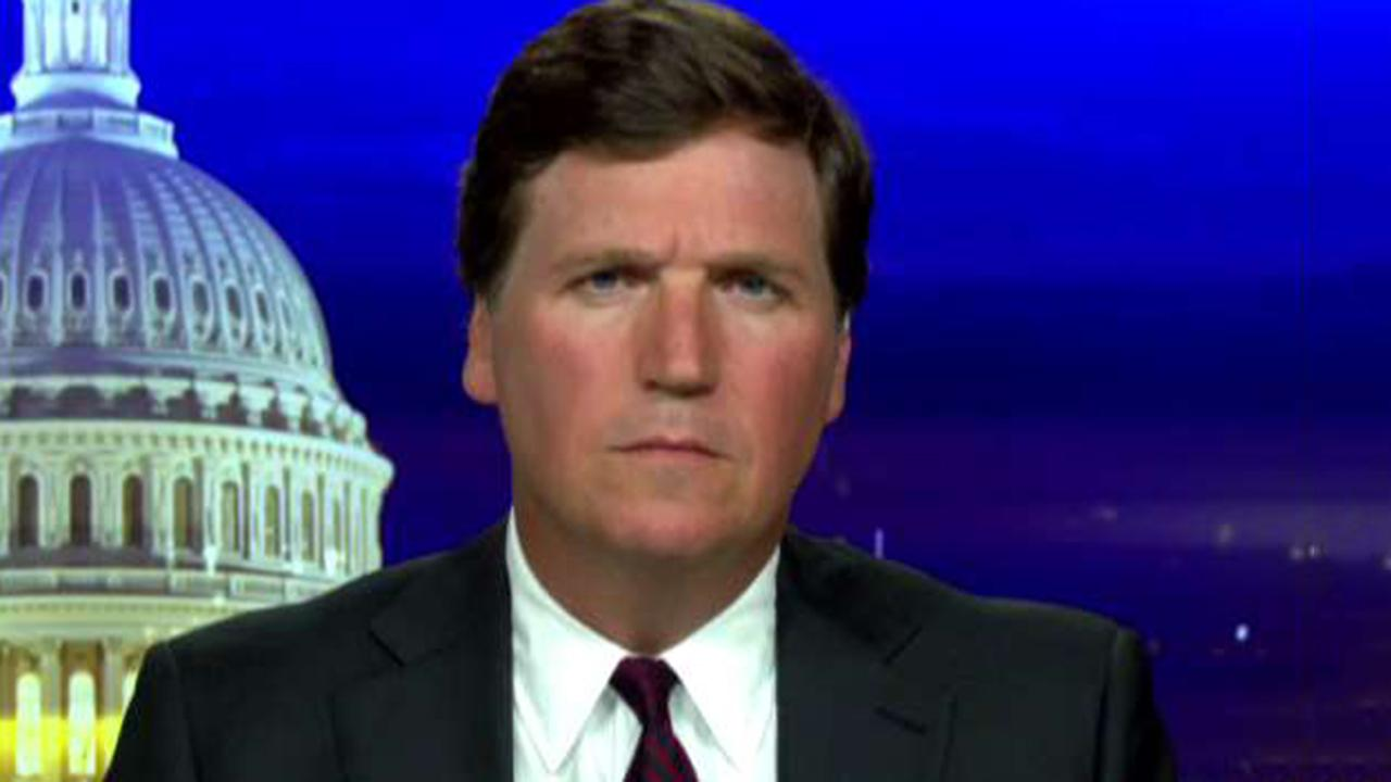 Tucker Carlson: The Democratic Party does not love immigrants. They just want to control them