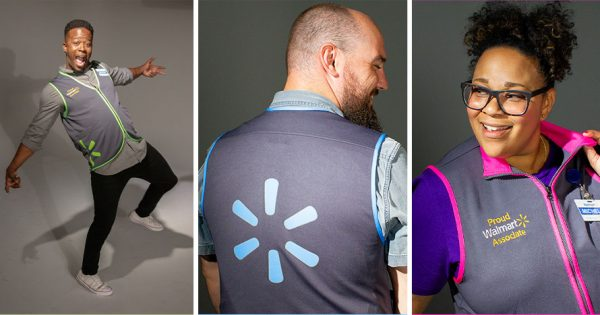 Walmart Associates Want $15 Per Hour. Instead, They're Getting New Vests – Adweek