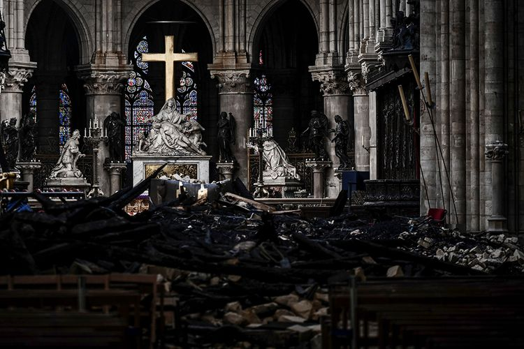 World Heritage Committee will not discuss Notre Dame at its 2019 annual meeting
