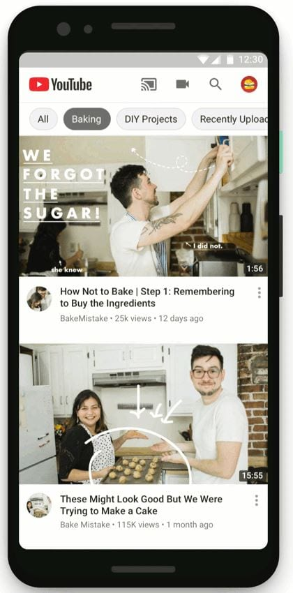 YouTube Introduced 3 Ways for Users to Control Videos That Are Recommended to Them – Adweek