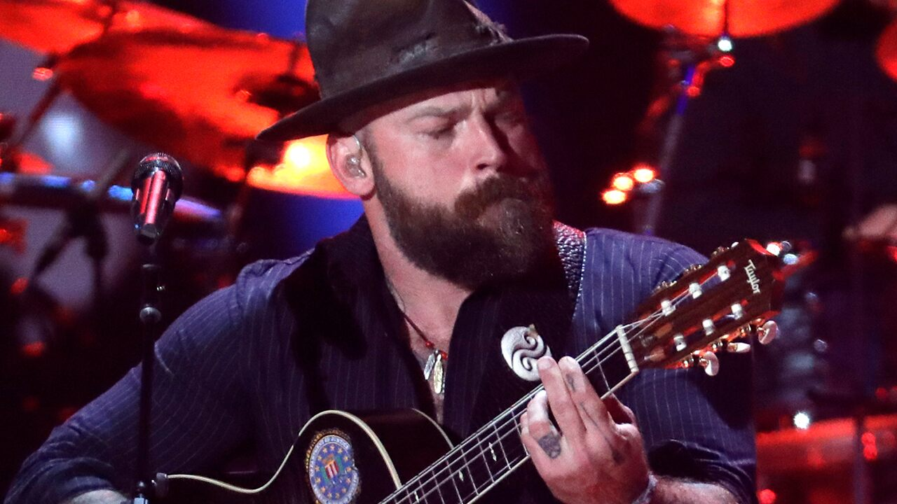 Zac Brown tells haters to 'f--- off' after CMT Music Awards win