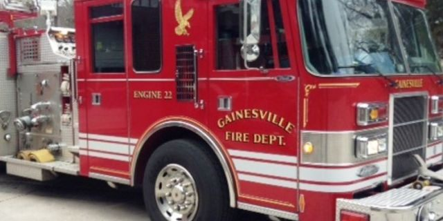 A weeks-old Georgia girl died Tuesday after she was bitten on the head by a dog.