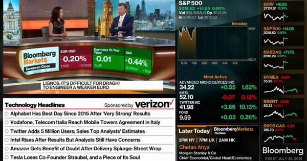 A Look at Bloomberg's New OTT Strategy With 'Bloomberg TV+' – Adweek