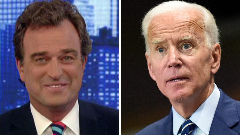 Charlie Hurt: Joe Biden has been 'part of the problem in DC for 50 years'