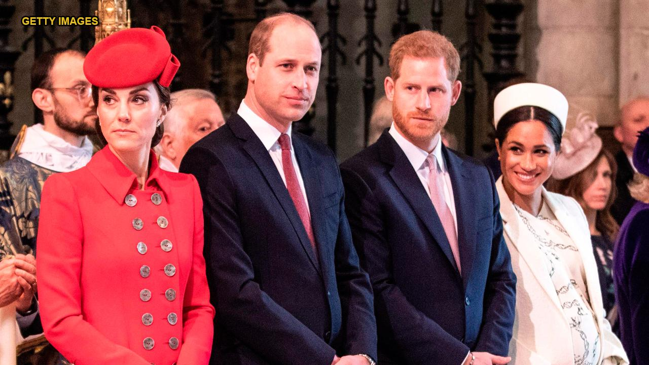 Courtiers try to avoid 'diary clashes' with Cambridges, Sussexes to prevent 'competition,' royal expert claims