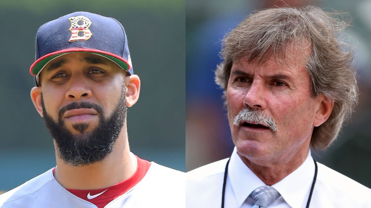 David Price, Dennis Eckersley feud reignites after plane incident resurfaces