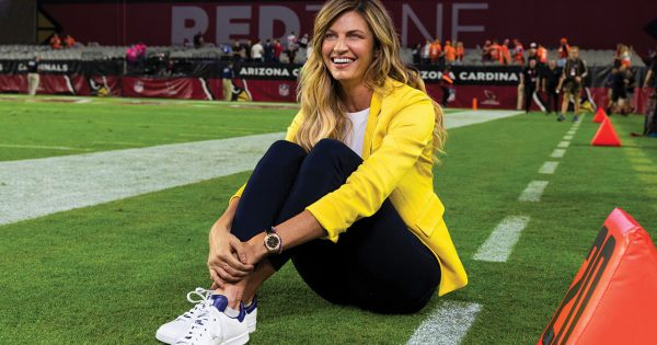 Erin Andrews on Her Rapid Rise and Staying at the Top of Her Game – Adweek