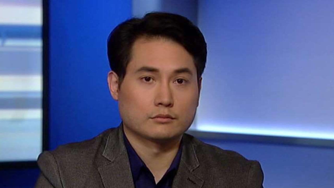 Far-left Antifa 'working toward a political revolution,' attack victim Andy Ngo tells Laura Ingraham