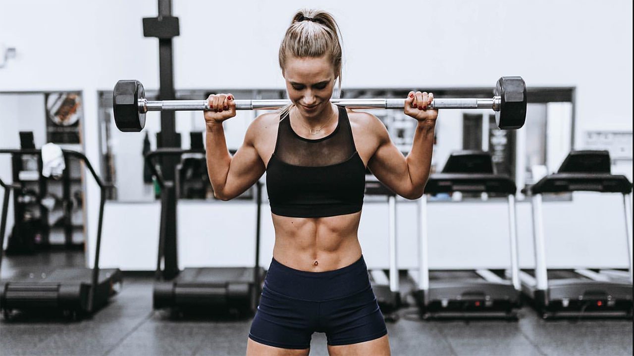 Fitness influencer claps back at commenter who tried body-shaming her about her breasts: 'Perfection doesn't exist'