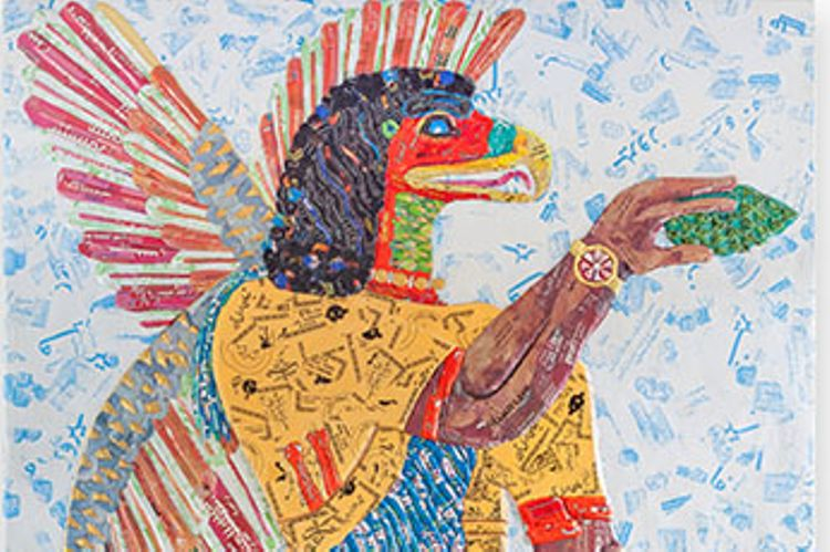 For its centennial, Oriental Institute weds ancient artefacts with contemporary art