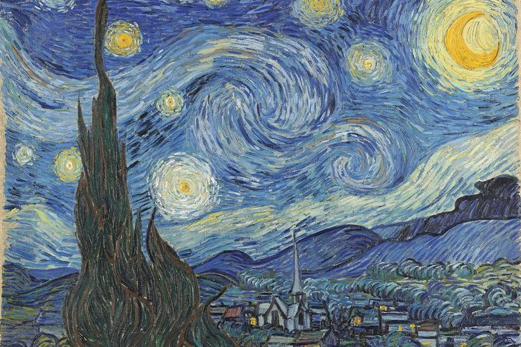 From the Archive: Van Gogh