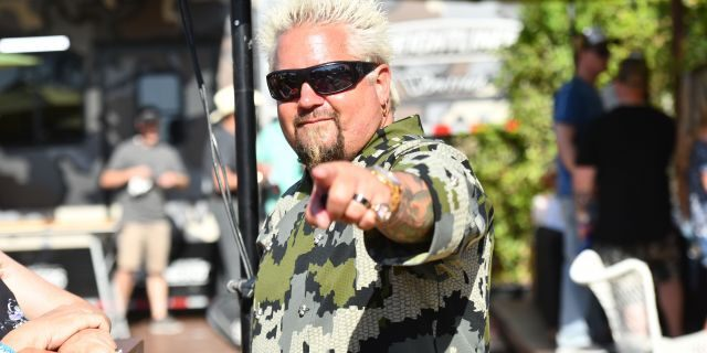 Guy Fieri responds to suggestion that he play Ursula in live-action 'Little Mermaid' remake