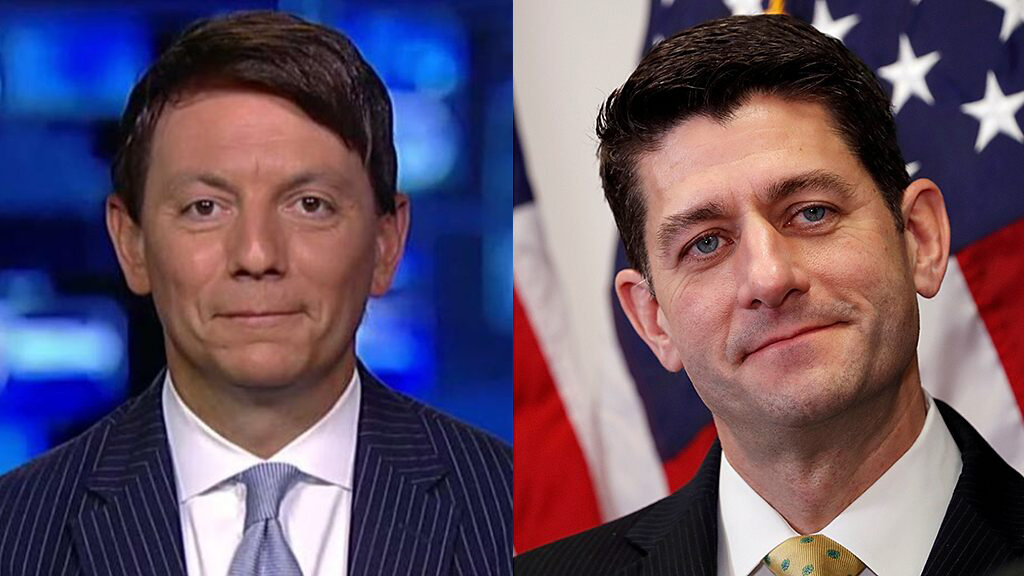 Hogan Gidley: Paul Ryan upset Trump doesn't 'move at the DC glacial pace'