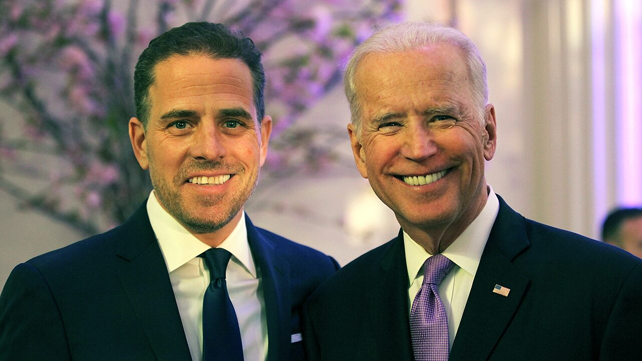 Hunter Biden didn't invite father, Joe, to his recent wedding: report