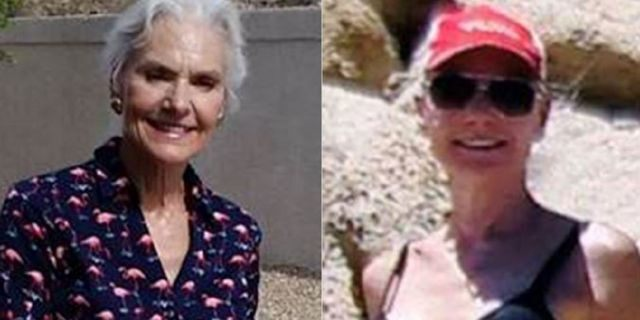 Husband of missing bikini-clad hiker says cops view him as prime suspect