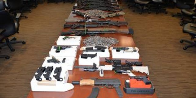 Two Indiana brothers are accused of attempting to provide the Islamic State with firearms and material support.