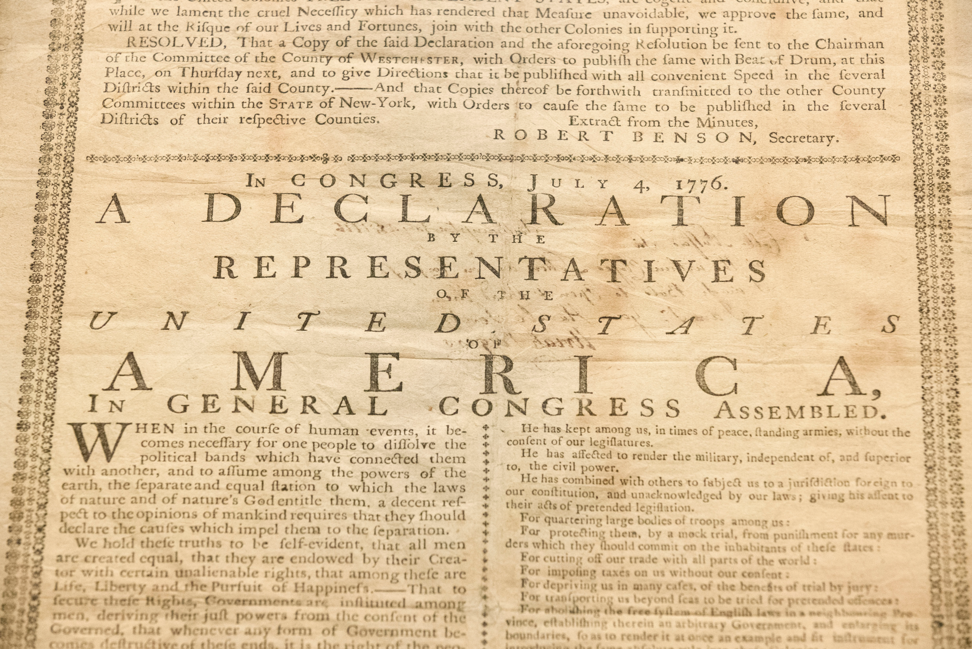 Judge Andrew Napolitano: Declaration of Independence was based on these revolutionary ideas