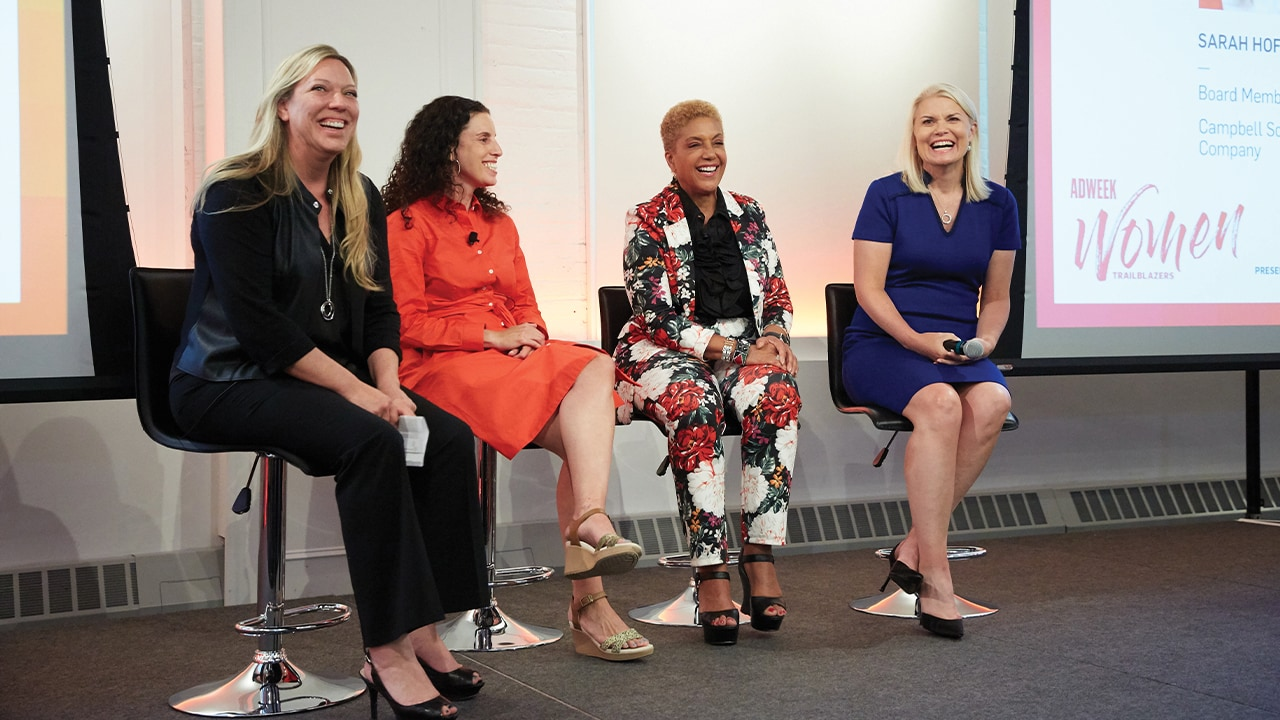 Leading Women Took the Stage at Adweek's Women Trailblazers Event – Adweek