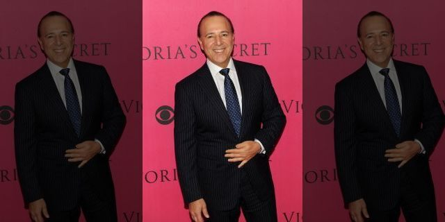 Tommy Mottola arrives for the 2010 Victoria
